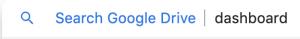 Google Drive Browser Short Cut 2