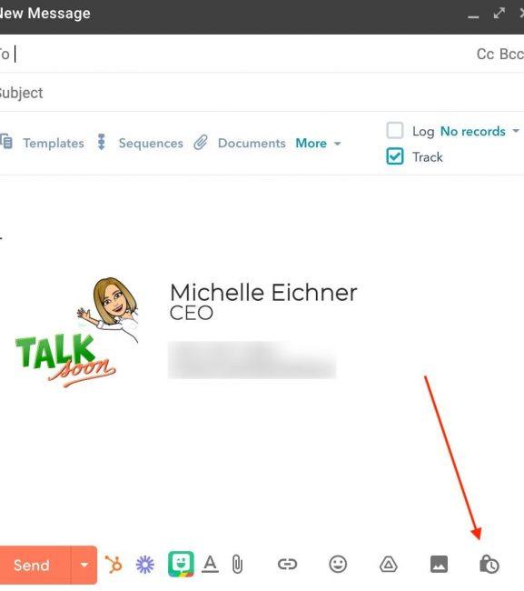 Gmail Confidential Icon